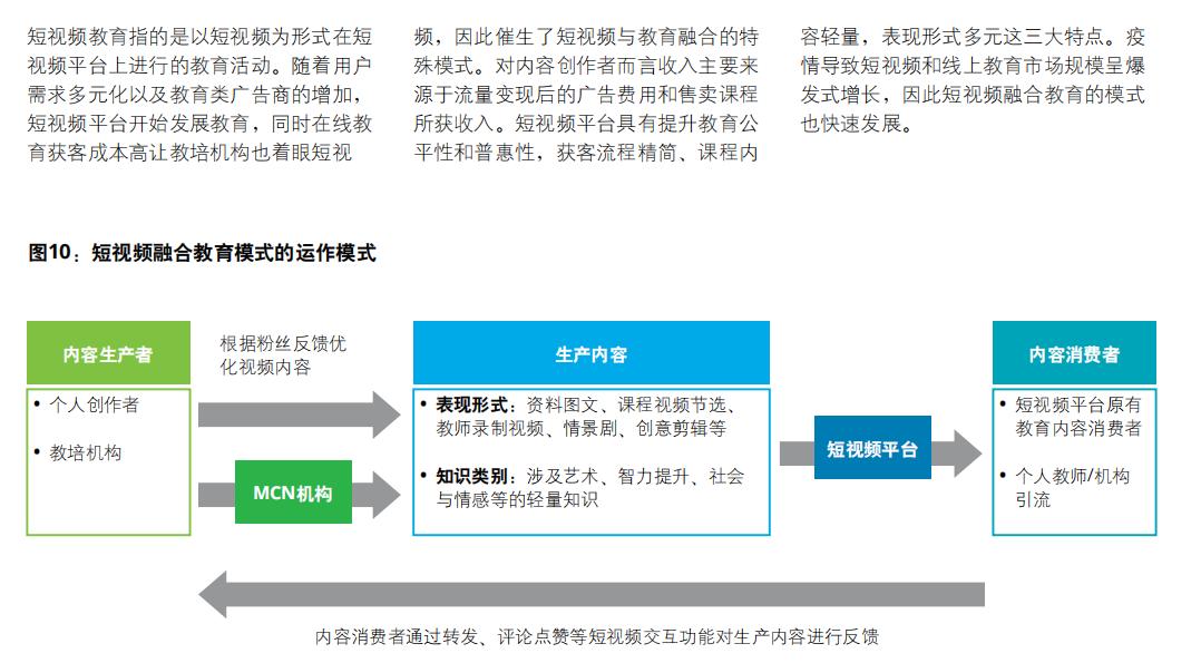 报告精选-教育行业丨 OMO成教育企业战略布局重点;K12优质师资是其首要关注因素